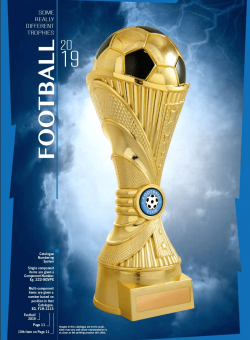 Different Trophies - Football 2019