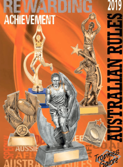 Trophies Galore AFL 2019