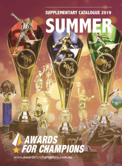 Awards for Champions - Summer Sports 2019