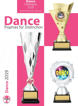 TCD Trophies - Dance & Music 2019