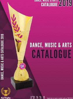 Aus Trophy - Dance, Music & Arts 2019