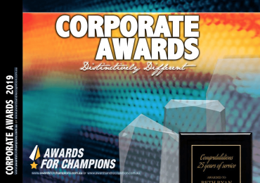 Awards for Champions - Corporate Awards 2019