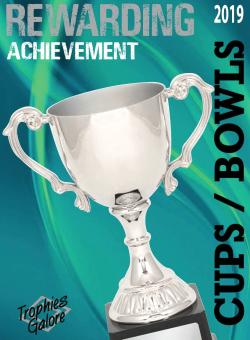 Trophies Galore - Cups & Bowls 2019