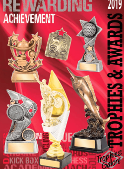 Trophies Galore - General 2019