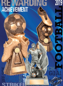 Trophies Galore - Football 2019